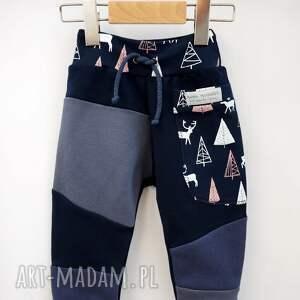 pomysł na upominki święta baby shower set jelonki ii (spodnie