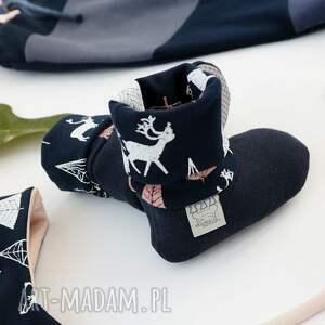 pomysł na upominki święta dla-niemowlaka baby shower set jelonki ii (spodnie