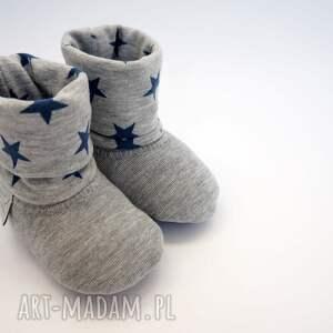 pomysł na upominki prezent-świąteczny baby shower set gwiazdy ii (spodnie