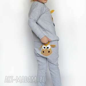 żyrafa baggy