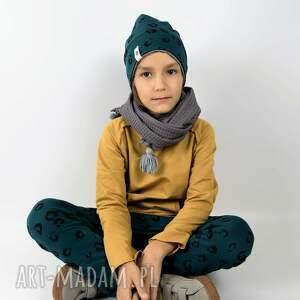 musztarda bluza basic musztardowa