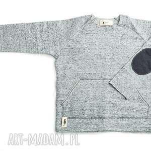 ubranka raglan bluza basic gray
