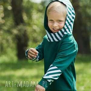 niepowtarzalne dziecięca bluza dziewczęca z kapturem  