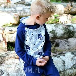 gustowne ubranka wilki bluza hoodie