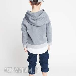 nietuzinkowe ubranka stylowa bluza chb12m