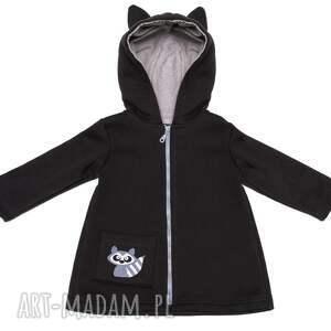 handmade ubranka płaszczyk bluza/płaszczyk z kapturem i
