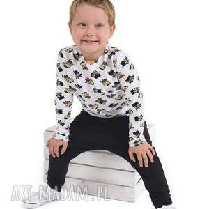 GAPULA czarne batmany bluzeczka