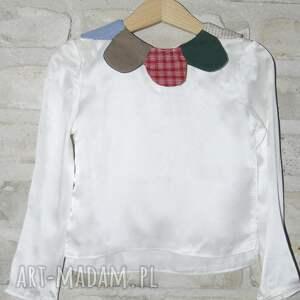 ubranka bluzka kwiatuszek