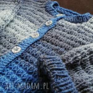 rękodzieło ciepły sweterek