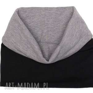 wyjątkowe ubranka czapka i komin