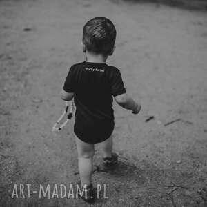 dziecko czarne body dla niemowląt i dzieci