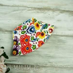 ubranka kapelusz dla dziecka, kwiaty