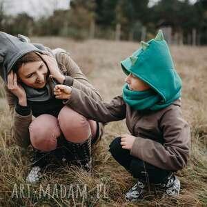 smok komin z kapturem dla dziecka