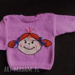 Komplet 3 sweterków - zamówienie. Adama sweterki