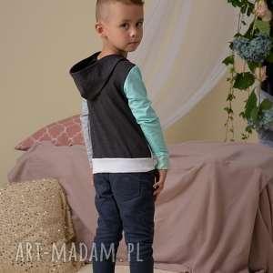 różowe ubranka dlamamyicorki komplet bluz dla mamy i dziecka 3