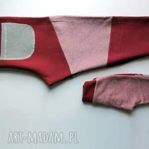 prezent ubranka komplet patch pants - spodnie dla