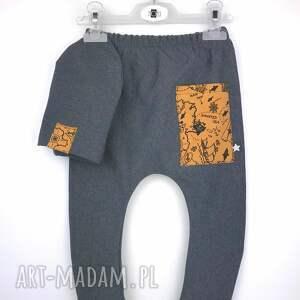 wyjątkowe ubranka komplet spodnie buggy i ciepła