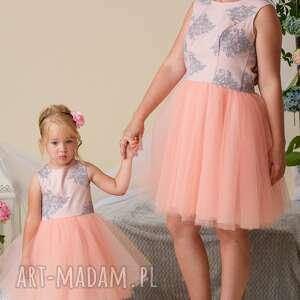 ubranka takie-same komplet sukienek alice dla mamy i