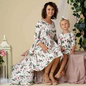 komplet sukienek lea dla mamy