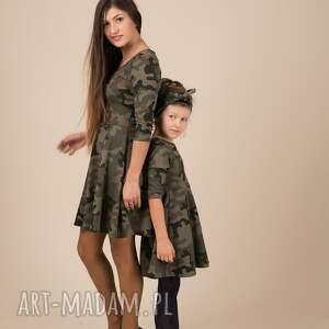 Komplet sukienek MORO dla mamy i córki sukienki