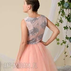 frapujące ubranka takie-same komplet sukienek alice dla mamy i