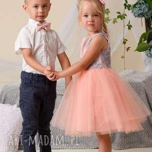 takie-same ubranka komplet sukienek alice dla mamy i