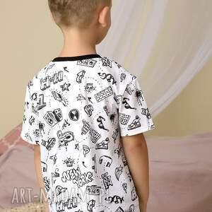 hand made dla mamy i-syna komplet t shirtów dla taty i syna