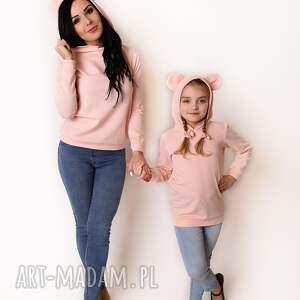 mama i-córka latori - bluza dziecięca z uszami