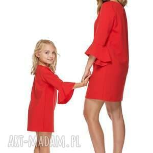 oryginalne ubranka sukienka mama i córka dla córki