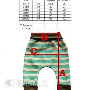 BamBi minionki spodnie baggy pumpy, rozmiary 62 -104, bawełniane bawelniane
