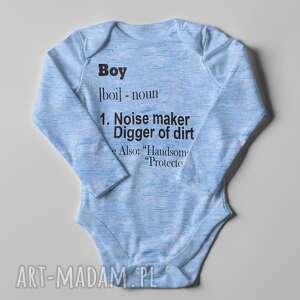 definicja body chłopca