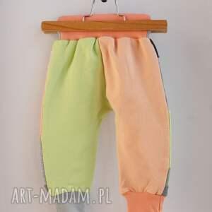 hand-made ubranka dres only one no 43 - spodnie 74 cm