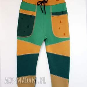 zielone ubranka dzianina only one no 011 - spodnie dziecięce