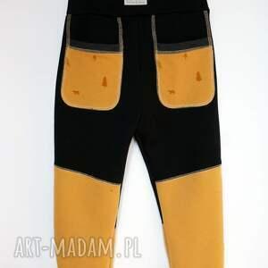 czarne ubranka dres only one no 004 - spodnie dziecięce