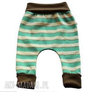 paski legginsy, spodnie, baggy, dla dziewczynki, dla chłopca, dla niemowląt
