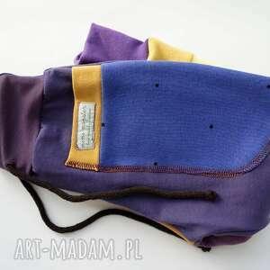 atrakcyjne ubranka ciepłe patch pants spodnie 74 - 98 cm miód