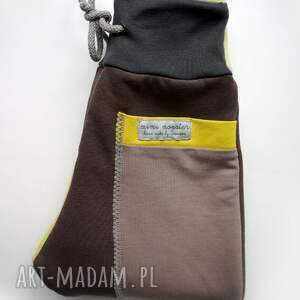 święta upominek dresowe spodnie patch pants 74 - 104