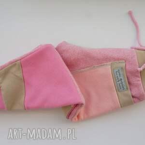 ubranka dresowe-spodnie patch pants spodnie 74 - 98 cm