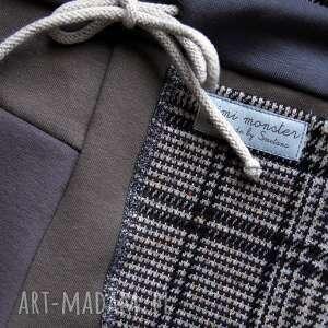 upominek świąteczny patch pants - eco dresik dziecięcy