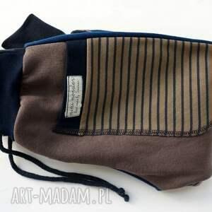 szare ubranka dres patch pants spodnie 74 - 98 cm