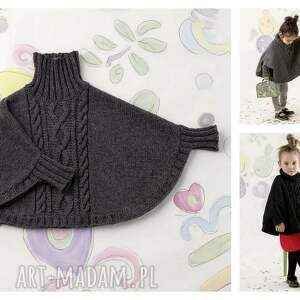 sweter poncho amiens