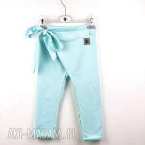 ubranka wiązane spodnie dresowe