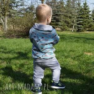 spodnie chłopięce samoloty dla chłopca