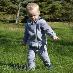 dla chłopca samoloty spodnie dla