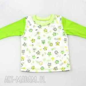 bluzka w-sowy sowy dla dziewczynki