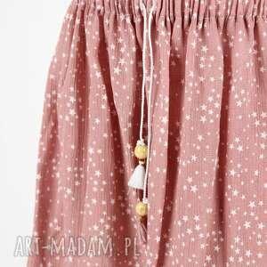 ubranka spódnica w gwiazdki