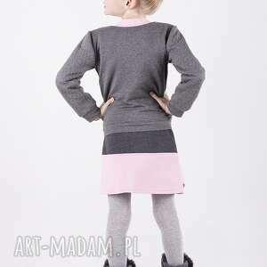 hand made ubranka asymetryczna spódniczka ds02gr