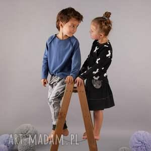 eleganckie ubranka spódnica spódniczka black & grey