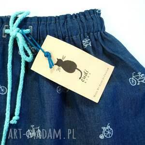 ubranka denim spódniczka