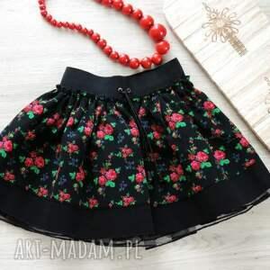 ubranka spódniczka-dziecięca spódniczka folkowa cleo góralska 1